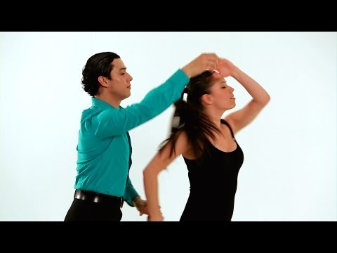Upper Body Posture | How to Dance Merengue