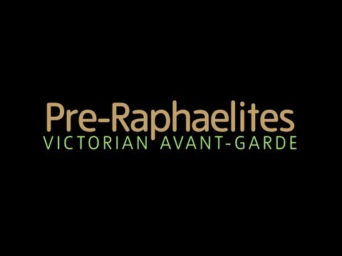 Pre-Raphaelites: Victorian Avant-Garde - Trailer