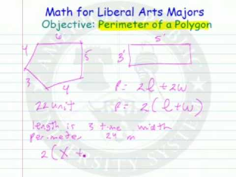 Perimeter of Polygon