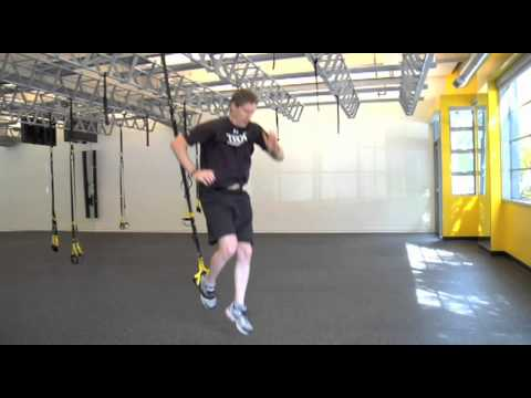 TRX® Exercises: Lower Body Workouts