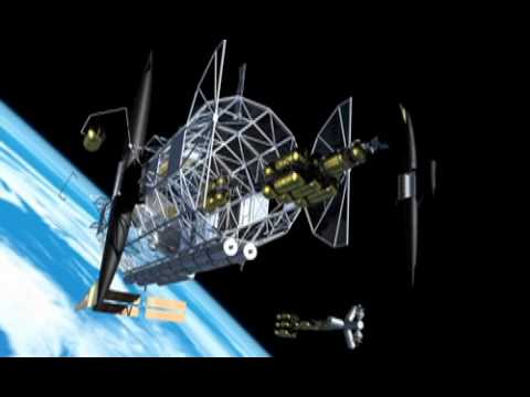 Troy Mars Mission Concept Animation