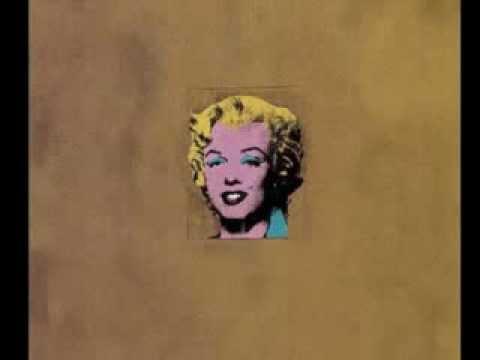 Warhol, Gold Marilyn Monroe, 1962