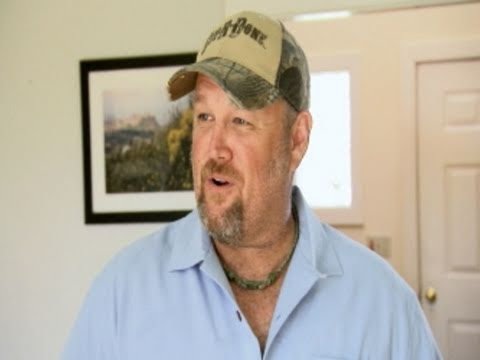 Only In America with Larry the Cable Guy - Mind Your Manners