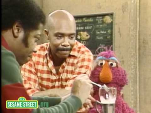 Sesame Street: Mr. Hoopers Egg Cream