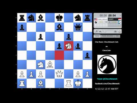 Warzone Kings Chess Tournament [54]