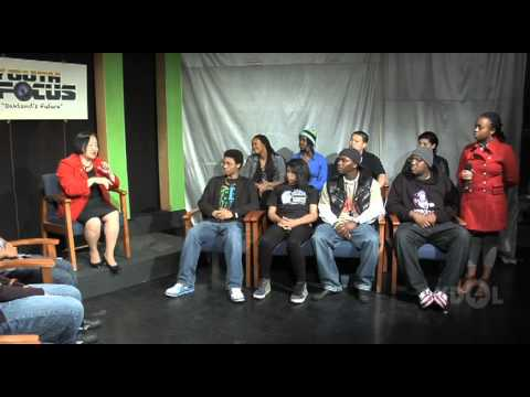 YOUTH FOCUS Oakland's Future with Mayor Jean Quan