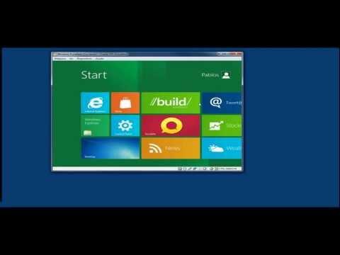 Windows 8 - Proceso de instalación