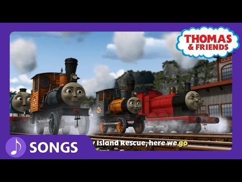 Thomas & Friends: Misty Island Rescue Karaoke - UK