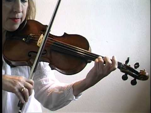 "Song Demonstration - ""Ashokan Farewell"" on Violin"