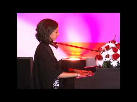 TEDxDAHWomen Nadia Dandachi - a Play for her Mom in Women Day