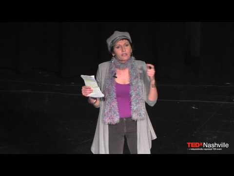 TEDxNashville - Molly Secours - 3/21/10