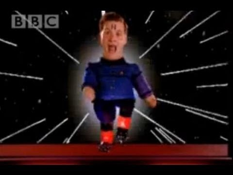The Rimmer experience - Red Dwarf - BBC comedy