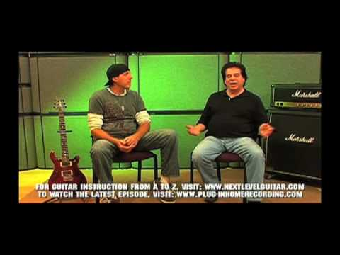 Tips on getting started in recording industry plug in short pt7 home recording studio music guitar