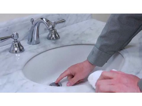 Plumbing How-To: Fix a Clogged Sink
