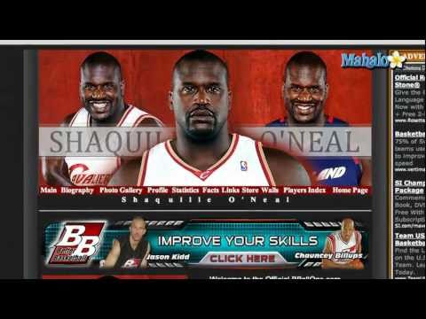 Shaquille O'Neal Sex Tape Scandal