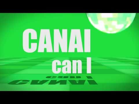 Pronunciation - #05 - Can I (CANAI)