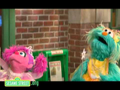 Sesame Street: P is For Princess available everywhere on DVD!