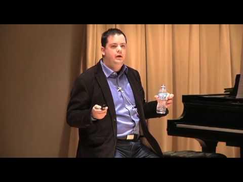TEDxNaperville - Bryan Campen - 3/25/10