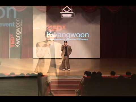 TEDxKwangwoon - Bum-Sang,Yoo - Tapdance is my life -18/09/10