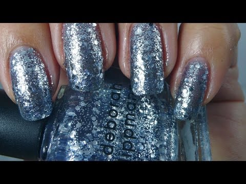 Remove Glitter Polish in Seconds! Nail Trick
