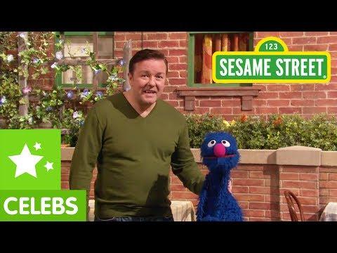 Sesame Street: Ricky Gervais: Stumble