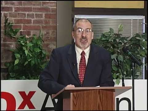 TEDxAkron - Dr. Chuck Sandstrom - Forgiveness as a Way of Life