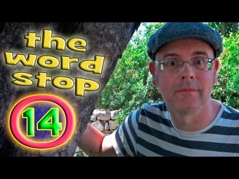 The Word Stop - 14- BRAG