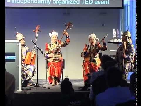 TEDxMunich - Khukh Mongol - Mongolian Traditional Music