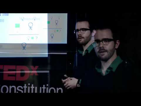 "TEDxConstitutionDrive 2012 - Brian Christian - ""What Anonymity Teaches Us about Identity"""