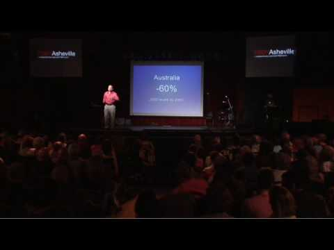 TEDxAsheville - Drew Jones - 8/30/09