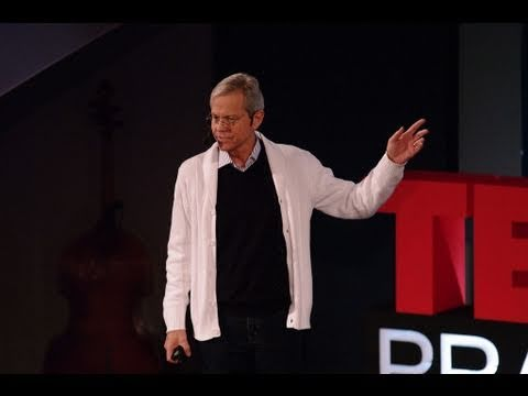TEDxPrague  - Pepper de Callier - The Rosetta Stone of Leadership