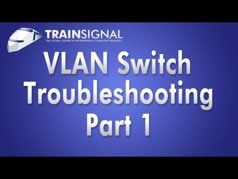 TSHOOT VLAN SWITCH Problems Part 1