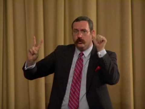TEDxIslay - Linsay Darnall, Jr. - Spiritual Revival in Deaf America