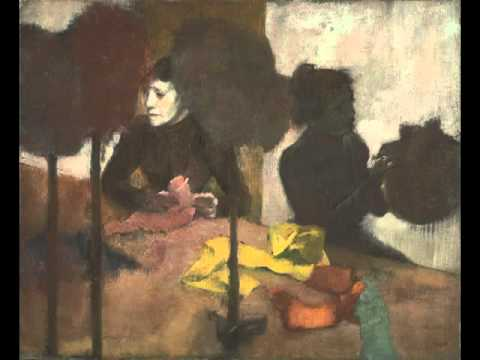 The Milliners, Edgar Degas