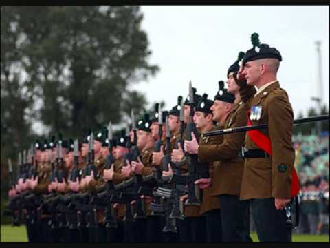 Royal Irish Regiment (Quick March)