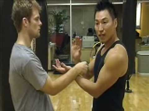 Wing Chun - Forward Triangle (basics) part 2