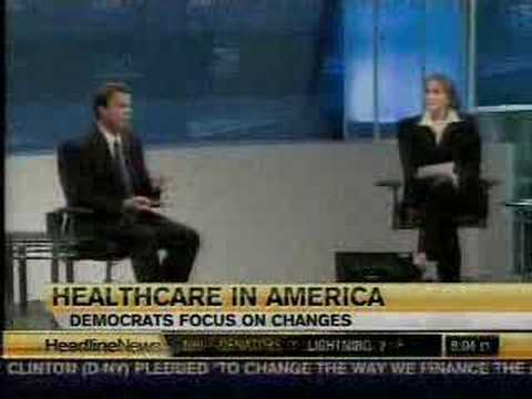 Presidential Health Forum - Las Vegas - CNN Headline News