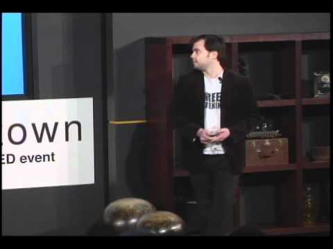 TEDxMadtown - Mike Land - Freezing