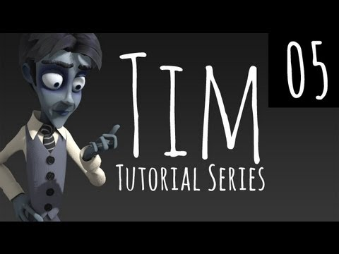 Tim - Pt 05 - Arms and Hands