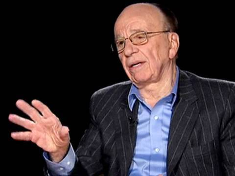 Rupert Murdoch on Paywalls, Print Media and the iPad