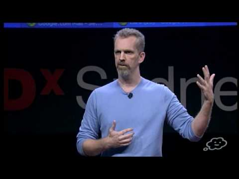 TEDxSydney - Lars Rasmussen -  Co-Developer of Google Maps Reveals Some New Adventures in Software