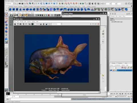 Using Autodesk® Maya® Entertainment Creation Suite in your pipeline - Part 2