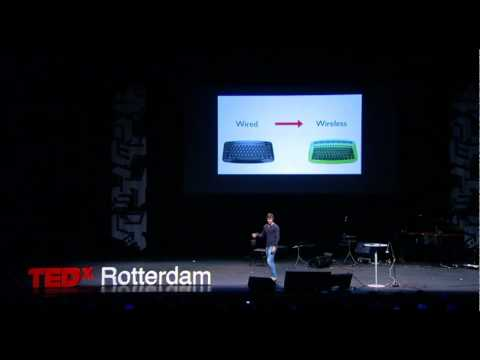 TEDxRotterdam - Marijn Berk - Wireless power will lead the future.