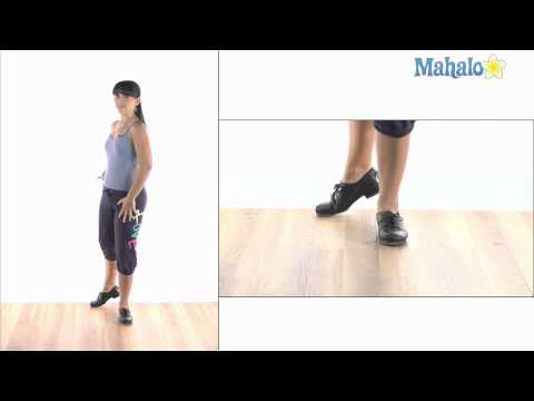 Tap Dance Warm Up - Front, Side, Back
