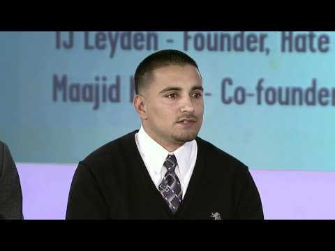 Overcoming Gang Culture - Paul Carrillo at European Zeitgeist 2011