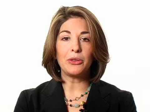 Naomi Klein: When did economics spark your interest?
