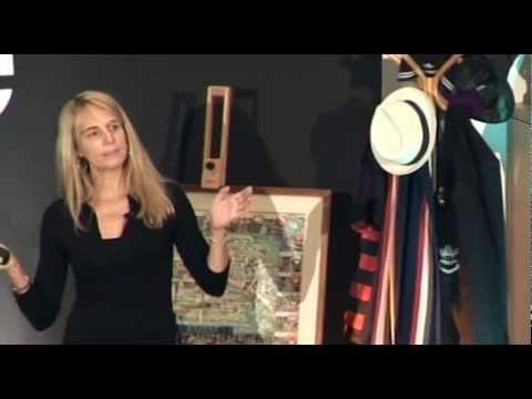 TEDxOxbridge - Jean Oelwang - Stop Saving the World, Start Reinventing
