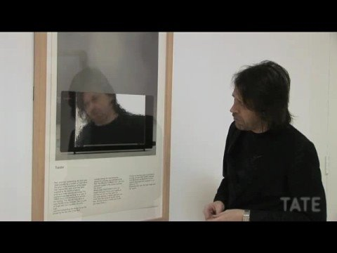 TateShots: Peter Saville on Richard Hamilton