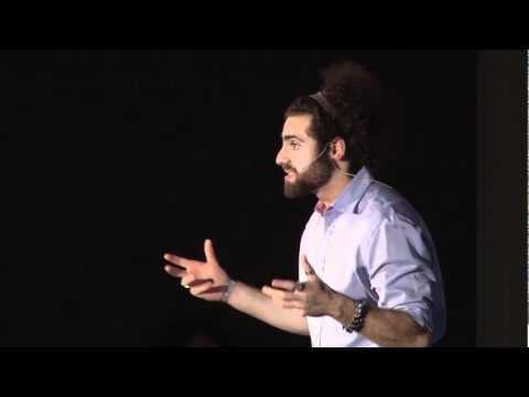 TEDxCambridge - Nadeem Mazen on business as a one-room schoolhouse