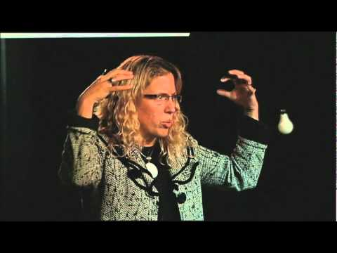 TEDxCrestmoorPark - Kari Grady Grossman - Buildings Don't Teach Children